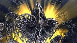 Eternal Light - Mandelbulb 3D fractals HD
