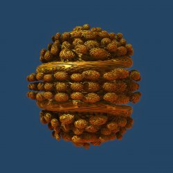 Wooden Mandelbulb
