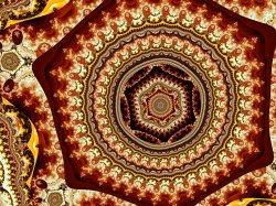 Mandala Mandelbrot Fractal