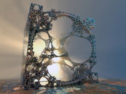 Aztech Cube - the Monument