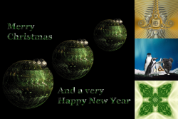 Merry Christmas and a Fractastic New Year!