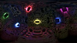 Cube Cave Blobs