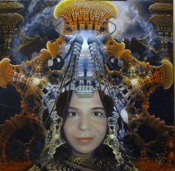 Temple of Infinite Possibility (Portrait of Amber)