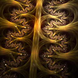 Amazing discovery...Fractal DNA