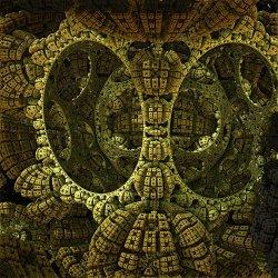 Mythological Greek Labyrinth