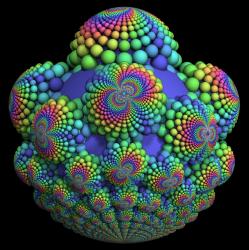 Riemann bulb (variant II)