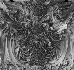 Power 2 Sinus Mandelbulb