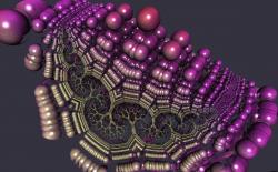 KaliSet VRML Export