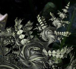 Mandelbulb Plant