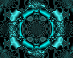 radial tiling