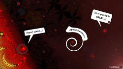 Chaos nebula