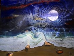"""The Effect of Gravity on the Love Between the Moon and the Ocean\"""