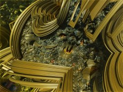 Mandelbox Meanderings  M138
