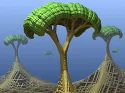 Menger tree
