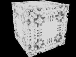 Mandelbox rectangular AO