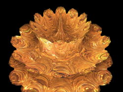 Mandelbulb Punch Bowl