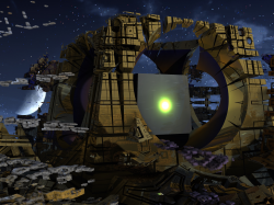 The Ruins of the Slider's Eye