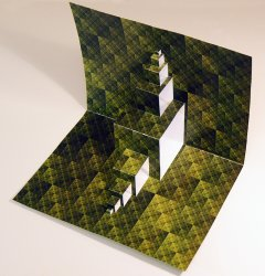 Pop up fractal