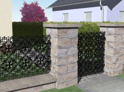 Fractal Fence III