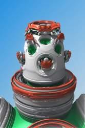 Angry Robot Clown