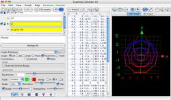 runiter graph spiralnumbers