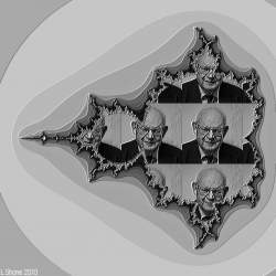 A Tribute to Mr Mandelbrot I