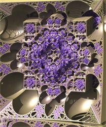 Ornamental Mandelbox