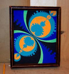 Mandelbrot painting #3