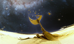 Weird planet video