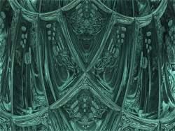 Silk Curtains I