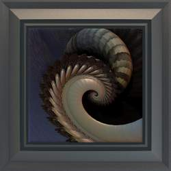 Feather spiral