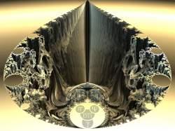 Inverse Mandelbrot