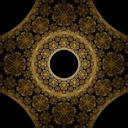 Sun Tapestry I