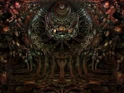 Alien Xenogamy