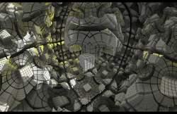 Cubed Interior