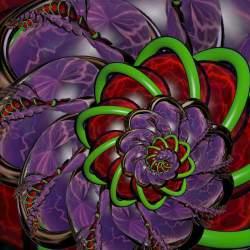 Spheres & Rings Spiral