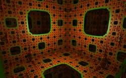 Sierpinski-Menger Cube
