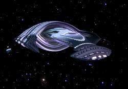 Galnâakian cruiser