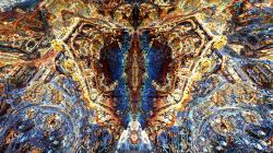 Mayan Trickster #2 - Butterfly