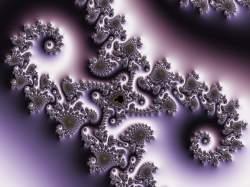 Embossed Spirals