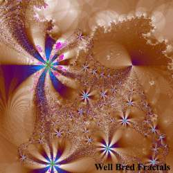 Well Bred Fractals fractal 5