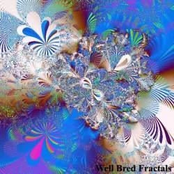 Well Bred Fractals fractal 6