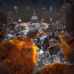 Julia Nebula Palace