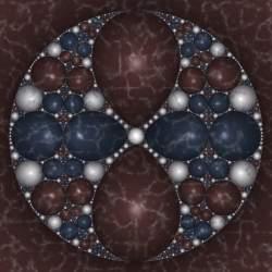 Kleinian Marble 74