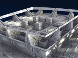 White Platform