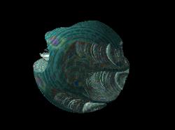spherical solid mandy