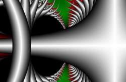 Zoomed Mandelbrot