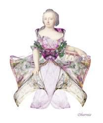 Queen's dress