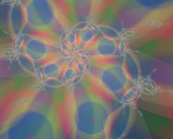 Multicolor Whirl