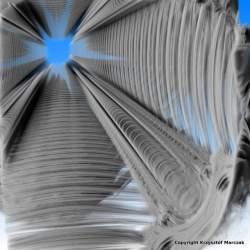 Inside 3D Mandelbrot